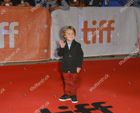 Editorial image of Canada Toronto Film Festival 2016 - Sep 2016