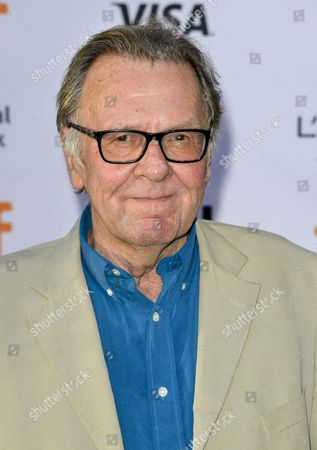 British Actor and Cast Member Tom Wilkinson Arrives For the Screening of the Movie 'Denial' During the 41st Annual Toronto International Film Festival (tiff) in Toronto Canada 11 September 2016 the Festival Runs From 08 to 18 September Canada Toronto