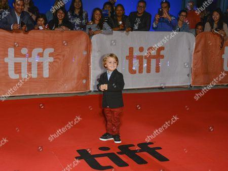 Editorial photo of Canada Toronto Film Festival 2016 - Sep 2016