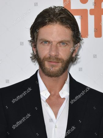 British Actor and Cast Member Sam Hazeldine Arrives For the Screening of the Movie 'The Journey is the Destination' During the 41st Annual Toronto International Film Festival (tiff) in Toronto Canada 14 September 2016 the Festival Runs From 08 to 18 September Canada Toronto