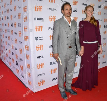 Editorial picture of Canada Toronto Film Festival 2016 - Sep 2016