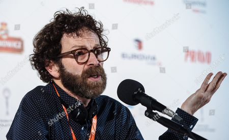 Us Screenwriter Producer and Director Charlie Kaufman Attends a Press Conference During the 51st Karlovy Vary International Film Festival in Karlovy Vary Czech Republic 08 July 2016 the Festival Runs From 01 to 09 July Czech Republic Karlovy Vary