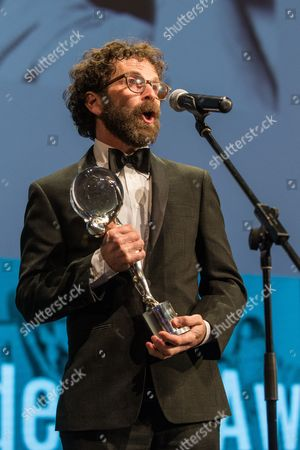 Us Screenwriter Producer and Director Charlie Kaufman (l) Receives the Festival President's Award at the 51st Karlovy Vary International Film Festival in Karlovy Vary Czech Republic 09 July 2016 the Festival Runs From 01 to 09 July Epa/str Czech Republic Karlovy Vary
