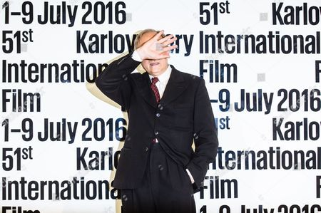 German Actor Ulrich Tukur Arrives on the Red Carpet of the Movie Screening 'Original Bliss' During the 51st Karlovy Vary International Film Festival in Karlovy Vary Czech Republic 02 July 2016 the Festival Runs From 01 to 09 July Czech Republic Karlovy Vary