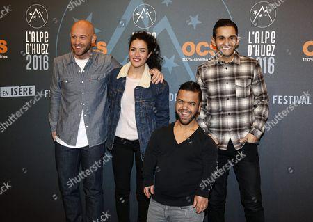 Editorial image of France Alpe D Huez Film Festival 2016 - Jan 2016