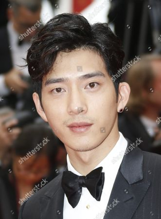 Chinese Singer Jing Boran Arrives For the Screening of 'The Bfg' During the 69th Annual Cannes Film Festival in Cannes France 14 May 2016 the Movie is Presented out of Competition at the Festival Which Runs From 11 to 22 May France Cannes