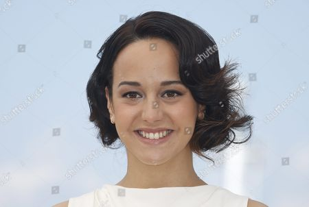 Stock Picture of French Actress Pauline Caupenne Poses During the Photocall For 'La Foret De Quinconces' (fool Moon) at the 69th Annual Cannes Film Festival in Cannes France 17 May 2016 the Movie is Presented in the Section Special Screenings of the Festival Which Runs From 11 to 22 May France Cannes