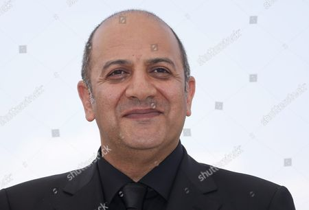 Stock Photo of Iranian Director Behnam Behzadi Poses During the Photocall For 'Varoonegi' (inversion) at the 69th Annual Cannes Film Festival in Cannes France 18 May 2016 the Movie is Presented in the Section Un Certain Regard of the Festival Which Runs From 11 to 22 May France Cannes