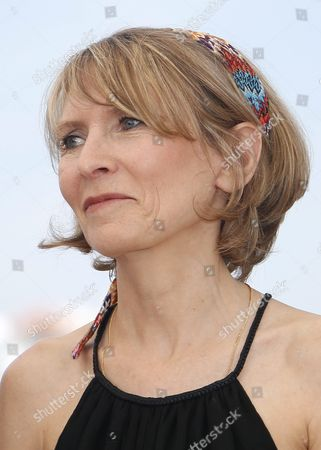 French Director Muriel Coulin Poses During the Photocall For 'Voir Du Pays' (the Stopover) at the 69th Annual Cannes Film Festival in Cannes France 18 May 2016 the Movie is Presented in the Section Un Certain Regard of the Festival Which Runs From 11 to 22 May France Cannes