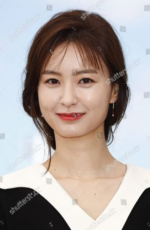 South-korean Actress Jung Yu-mi Poses During the Photocall For 'Bu-san-haeng' (train to Busan) at the 69th Annual Cannes Film Festival in Cannes France 14 May 2016 the Movie is Presented out of Competition at the Festival Which Runs From 11 to 22 May France Cannes