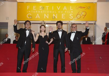 Editorial image of France Cannes Film Festival 2016 - May 2016