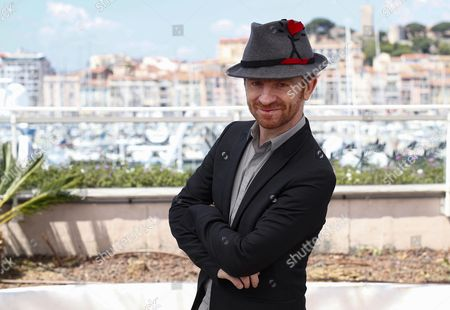 French Director and Musician Mathias Malzieu Poses During the Adami Photocall at the 69th Annual Cannes Film Festival in Cannes France 17 May 2016 the Festival Runs From 11 to 22 May France Cannes