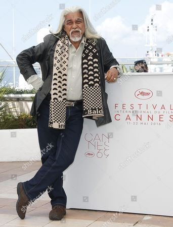 Malaysian Actor Su Wan Hanafi Poses During the Photocall For 'Apprentice' at the 69th Annual Cannes Film Festival in Cannes France 16 May 2016 the Movie is Presented in the Section Un Certain Regard of the Festival Which Runs From 11 to 22 May France Cannes