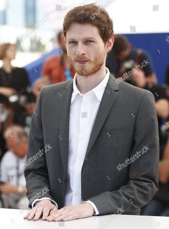 Belgian Actor Olivier Bonnaud Poses During the Photocall For 'La Fille Inconnue' (the Unknown Girl) at the 69th Annual Cannes Film Festival in Cannes France 18 May 2016 the Movie is Presented in the Official Competition of the Festival Which Runs From 11 to 22 May France Cannes