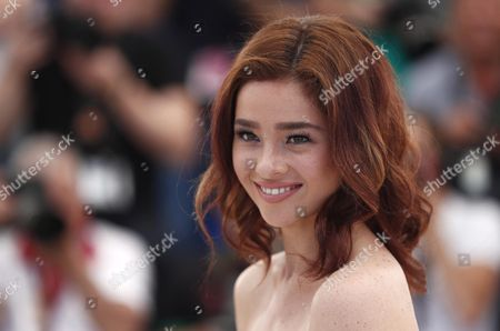 Philippino Actress Andi Eigenmann Poses During the Photocall For 'Ma'rosa' at the 69th Annual Cannes Film Festival in Cannes France 18 May 2016 the Movie is Presented in the Official Competition of the Festival Which Runs From 11 to 22 May France Cannes