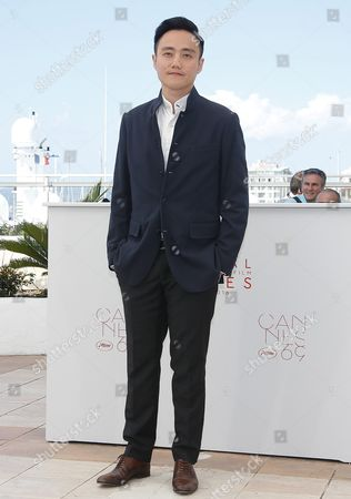 Singaporean Director Boo Junfeng Poses During the Photocall For 'Apprentice' at the 69th Annual Cannes Film Festival in Cannes France 16 May 2016 the Movie is Presented in the Section Un Certain Regard of the Festival Which Runs From 11 to 22 May France Cannes