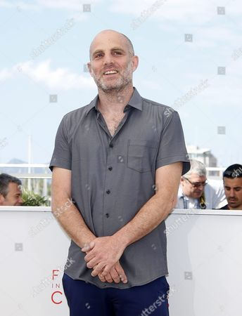 Israeli Director Eran Kolirin Poses During the Photocall For 'Beyond the Mountains and Hills ' at the 69th Annual Cannes Film Festival in Cannes France 15 May 2016 the Movie is Presented in the Section Un Certain Regard of the Festival Which Runs From 11 to 22 May France Cannes