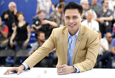 Stock Photo of Singaporean Actor Firdaus Rahman Poses During the Photocall For 'Apprentice' at the 69th Annual Cannes Film Festival in Cannes France 16 May 2016 the Movie is Presented in the Section Un Certain Regard of the Festival Which Runs From 11 to 22 May France Cannes