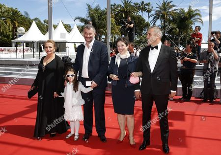 Editorial photo of France Cannes Film Festival 2016 - May 2016