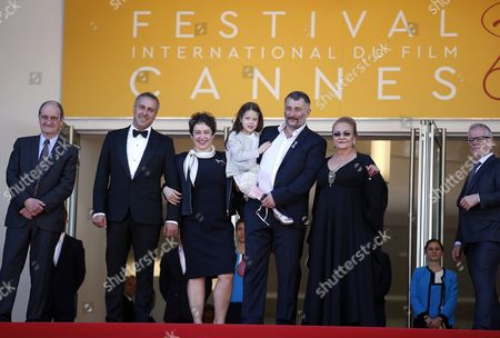 Editorial picture of France Cannes Film Festival 2016 - May 2016