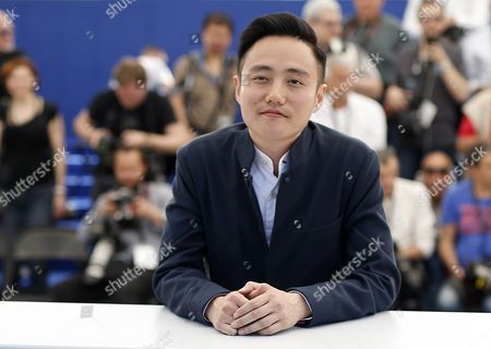 Stock Photo of Singaporean Director Boo Junfeng Poses During the Photocall For 'Apprentice' at the 69th Annual Cannes Film Festival in Cannes France 16 May 2016 the Movie is Presented in the Section Un Certain Regard of the Festival Which Runs From 11 to 22 May France Cannes