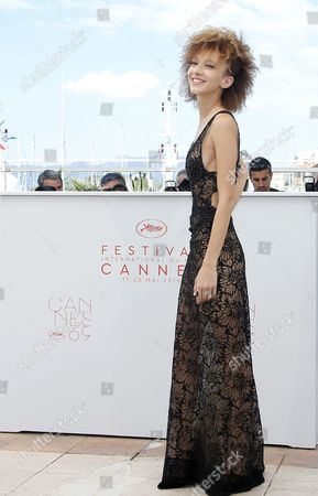 Israeli Actress Mili Eshet Poses During the Photocall For 'Beyond the Mountains and Hills ' at the 69th Annual Cannes Film Festival in Cannes France 15 May 2016 the Movie is Presented in the Section Un Certain Regard of the Festival Which Runs From 11 to 22 May France Cannes