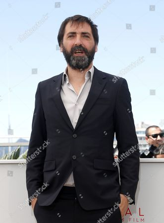 Italian Director Stefano Mordini Poses During the Photocall For 'Pericle Il Nero' (pericle) at the 69th Annual Cannes Film Festival in Cannes France 19 May 2016 the Movie is Presented in the Section Un Certain Regard of the Festival Which Runs From 11 to 22 May France Cannes