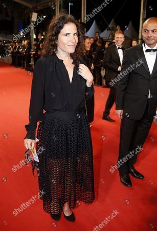 Mazarine Pingeot the Daughter of Late President Francois Mitterrand Arrives For the Screening of 'Rester Vertical' (staying Vertical) During the 69th Annual Cannes Film Festival in Cannes France 12 May 2016 the Movie is Presented in the Official Competition of the Festival Which Runs From 11 to 22 May Epa/sebastien Nogier France Cannes