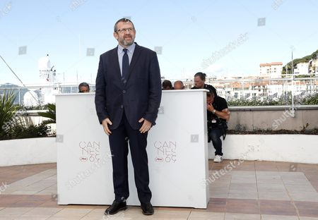 Romanian Actor Adrian Titieni Poses During the Photocall For 'Bacalaureat' at the 69th Annual Cannes Film Festival in Cannes France 19 May 2016 the Movie is Presented in the Official Competition of the Festival Which Runs From 11 to 22 May France Cannes