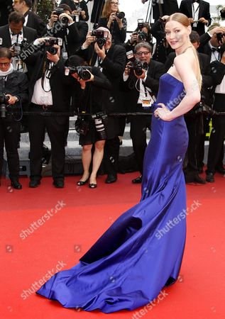 Russian Actress Svetlana Khodchenkova Arrives For the Screening of 'The Bfg' During the 69th Annual Cannes Film Festival in Cannes France 14 May 2016 the Movie is Presented out of Competition at the Festival Which Runs From 11 to 22 May France Cannes