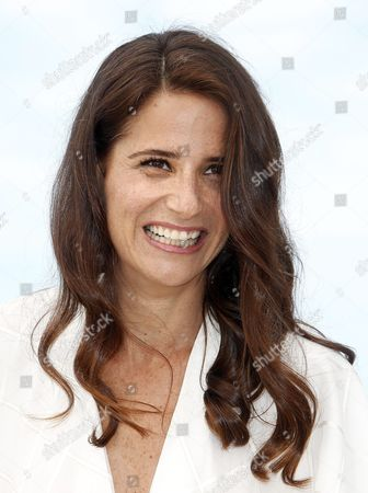 Stock Picture of Israeli Actress Shiree Nadav-naor Poses During the Photocall For 'Beyond the Mountains and Hills ' at the 69th Annual Cannes Film Festival in Cannes France 15 May 2016 the Movie is Presented in the Section Un Certain Regard of the Festival Which Runs From 11 to 22 May France Cannes