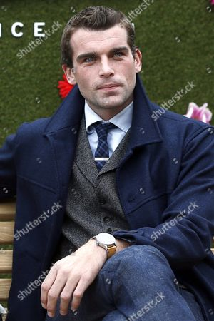 Member of the Revelation Jury French Actor Stanley Weber Poses For the Photographers During a Photocall of the Jury at the Kiehl's Villa During the 41st Annual Deauville American Film Festival in Deauville France 05 September 2015 the Festival Runs From 04 to 13 September France Deauville