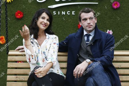 Members of the Revelation Jury French Actress Zabou Breitman and French Actor Stanley Weber Pose For the Photographers During a Photocall of the Jury at the Kiehl's Villa During the 41st Annual Deauville American Film Festival in Deauville France 05 September 2015 the Festival Runs From 04 to 13 September France Deauville