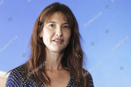 French Actress Alexia Landeau Poses For the Photographers During the Photocall For Her Movie 'Day out of Days' at the 41st Annual Deauville American Film Festival in Deauville France 07 September 2015 the Festival Runs From 04 to 13 September France Deauville