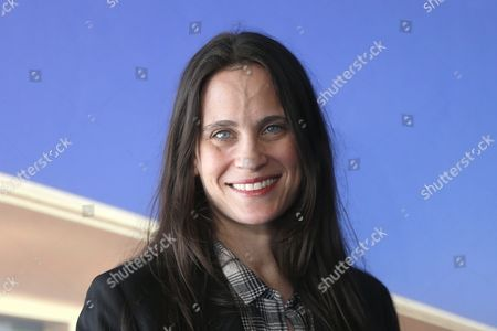 Us Screenwriter Amy Koppelman Poses For the Photographers During the Photocall For Her Movie 'I Smile Back' During the 41st Annual Deauville American Film Festival in Deauville France 06 September 2015 the Festival Runs From 04 to 13 September France Deauville