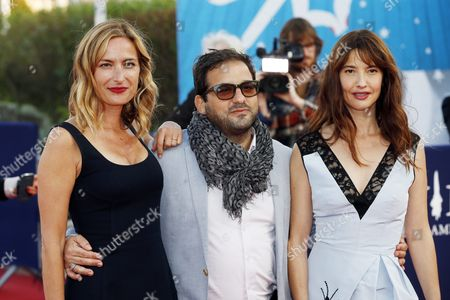 Editorial photo of France Deauville Film Festival 2015 - Sep 2015
