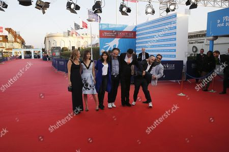 Editorial picture of France Deauville Film Festival 2015 - Sep 2015