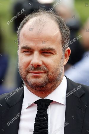 French Screenwriter Moviemaker and Member of the Revelation Jury Cedric Anger Arrives on the Red Carpet Prior to the Opening Ceremony and the Screening of 'Infiltrator' During the 41st Deauville American Film Festival in Deauville France 02 September 2016 the Festival Runs From 02 to 11 September France Deauville