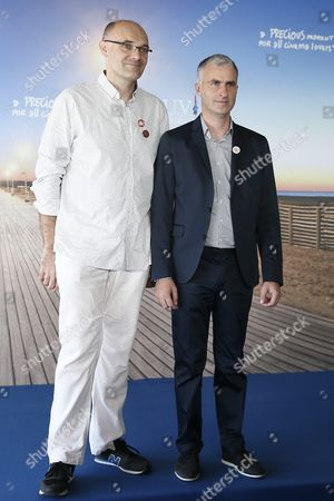 Editorial picture of France Deauville Film Festival 2016 - Sep 2016