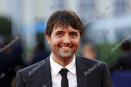 Us Film Director Andrew Neel Arrives on the Red Carpet Prior to the Premiere of 'Hell Or High Water' During the 42nd Deauville American Film Festival in Deauville France 05 September 2016 the Festival Runs From 02 to 11 September France Deauville