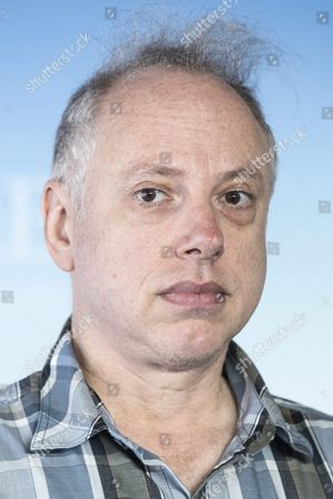 Stock Photo of Us Film Director Todd Solondz Poses For the Photographers During the Photocall For 'Wiener-dog' During the 42nd Deauville American Film Festival in Deauville France 04 September 2016 the Festival Runs From 02 to 11 September France Deauville