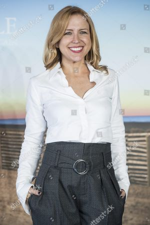 Us Producer Laura Rister Poses For the Photographers During the Photocall For 'The Free World' at the 42nd Deauville American Film Festival in Deauville France 04 September 2016 the Festival Runs From 02 to 11 September France Deauville