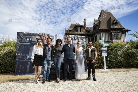 Editorial image of France Deauville Film Festival 2016 - Sep 2016