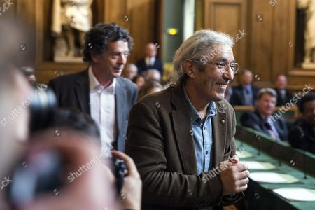 Editorial image of France Literature Prize - Oct 2015