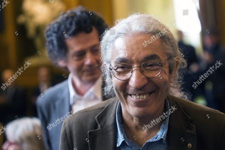 Editorial picture of France Literature Prize - Oct 2015