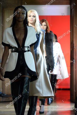 Editorial photo of France Paris Fashion Week - Jul 2015