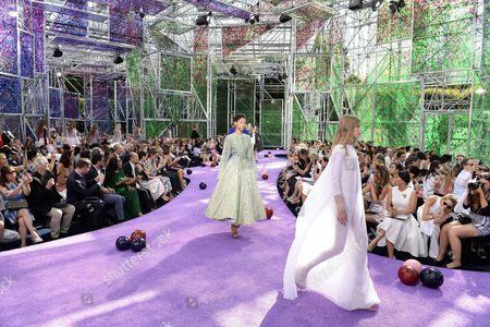 Editorial image of France Paris Fashion Week - Jul 2015