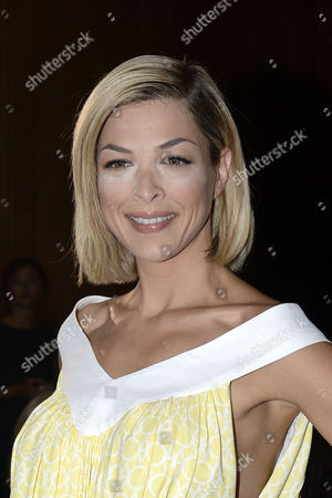 French Tv Personality Eleonore Boccara Attends the Presentation of the Fall/winter 2015/2016 Haute Couture Collection by French-american Fashion Designer Alexandre Delima During the Paris Fashion Week in Paris France 09 July 2015 the Presentation of the Haute Couture Collections Runs From 05 to 09 July France Paris
