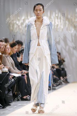 Editorial photo of France Paris Fashion Week - Oct 2015