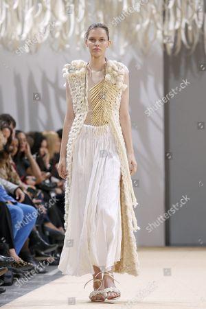 Editorial image of France Paris Fashion Week - Oct 2015